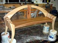 Curly Maple (Tiger Maple) Project by Rick' 'Domenico