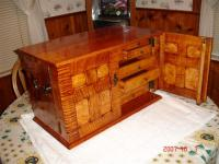 Curly Maple (Tiger Maple) Project by Walter' 'Schley