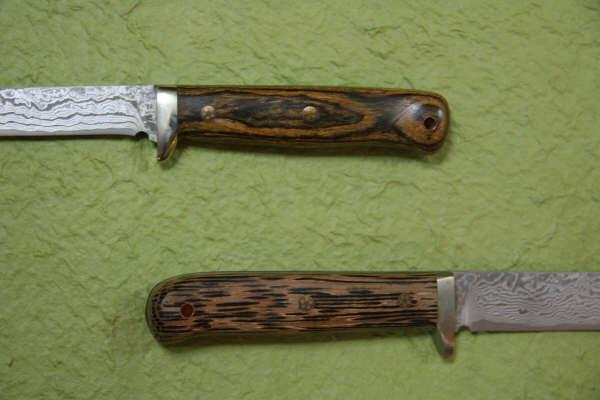 Knife Handle Blocks