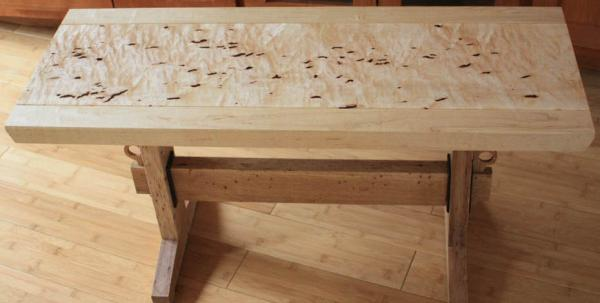 ... Curly Maple (Tiger Maple) Project By Derwinu0027 U0027Brown