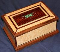 Curly Maple (Tiger Maple) Project by Timothy' 'Ekster