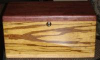 Curly Maple (Tiger Maple) Project by Dave' 'Emerson