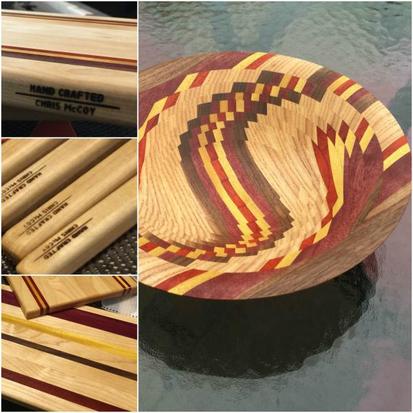 Brazil Wood Or Pernambuco Is A Rare Exotic Hardwood That Burnt Reddish Orange Color It Noteworthy Was Named After This Due To The
