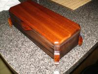 Curly Maple (Tiger Maple) Project by John' 'Bradley