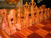 Exotic Wood Canarywood