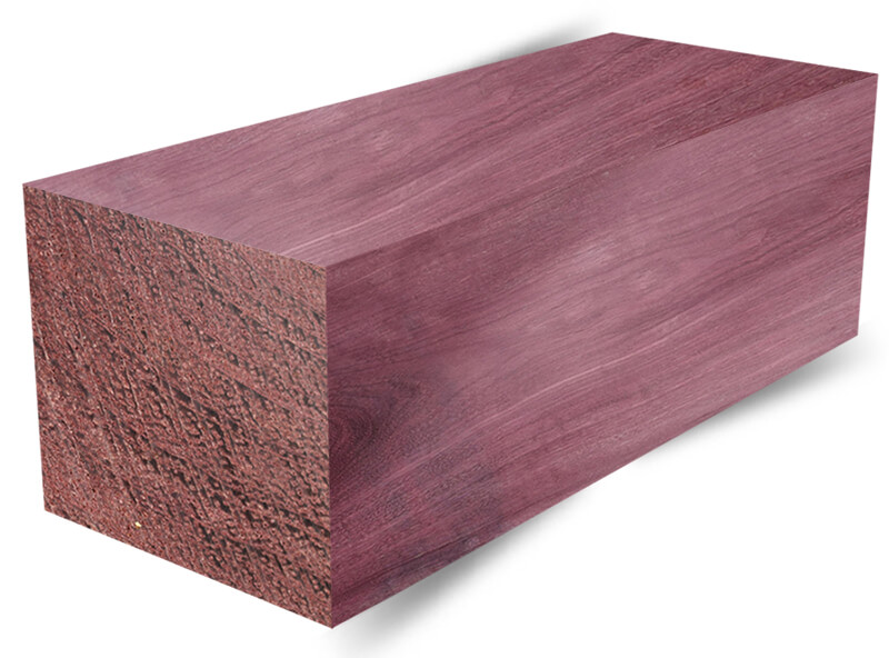 Purpleheart  strong Purpleheart   1 1 2  x 1 1. Purpleheart Exotic Wood   Purpleheart Lumber   Bell Forest Products