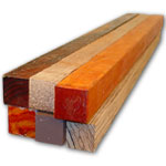 Long Wood Blanks