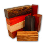 Short Wood Blanks