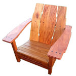 Exotic Adirondack Chair Package