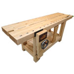 Exotic Lumber Roubo Workbench Package