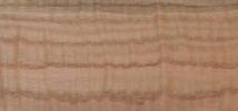 Curly Oak Exotic Wood