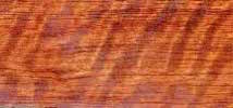 Figured Bubinga Exotic Wood