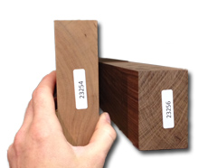 Hand-Pick Exotic Wood