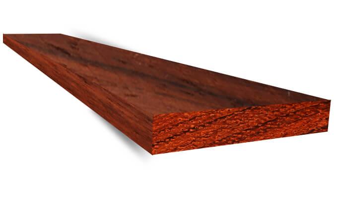 Padauk Exotic Wood Blanks Amp Turning Wood Bell Forest