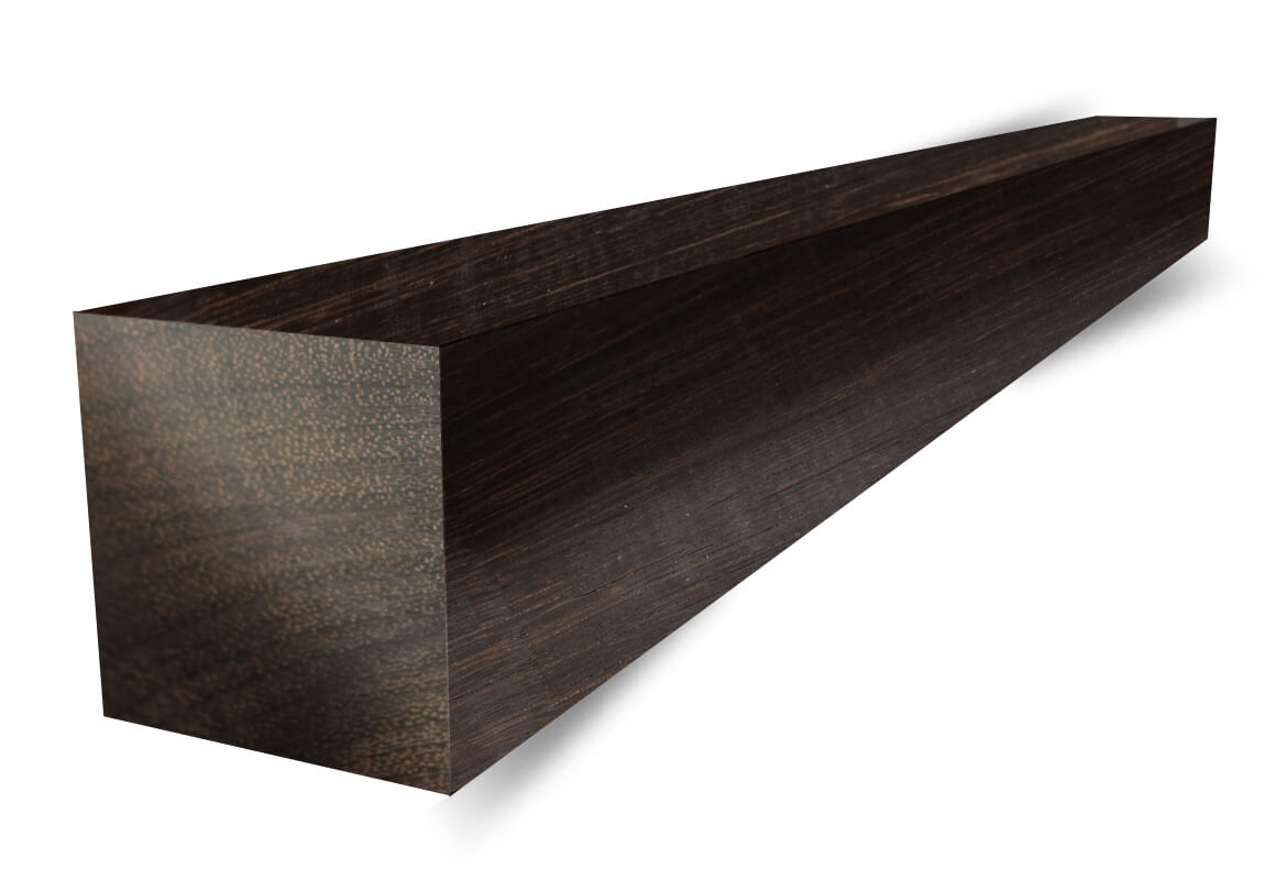 Brazilian ebony wood