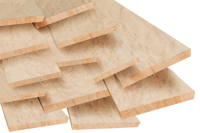 Birdseye Maple Lumber | Bell Forest Products