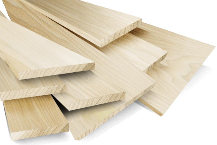 Poplar Exotic Wood & Poplar Lumber | Bell Forest Products