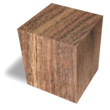 Chechen Exotic Wood