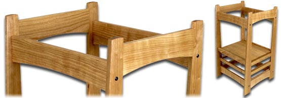 Terrific Kids Kitchen Step Stool Package Bell Forest Products Alphanode Cool Chair Designs And Ideas Alphanodeonline