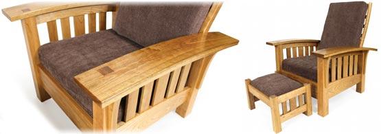 Morris Chair Package
